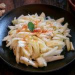 Recette facile et rapide de salade de prune de Cythère.