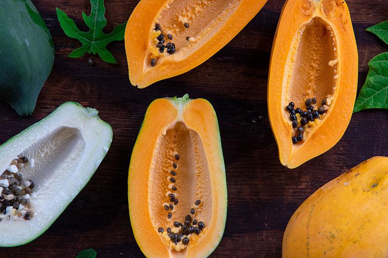 Tout savoir sur la papaye : comment choisir, couper et manger la papaye ?
